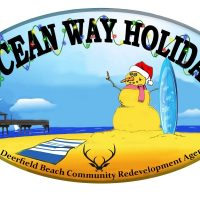 Ocean Way Holiday Celebration at the Pier