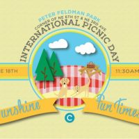 International Picnic Day Fort Lauderdale