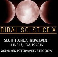 Tribal Solstice X