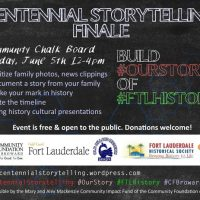 Centennial Storytelling Finale