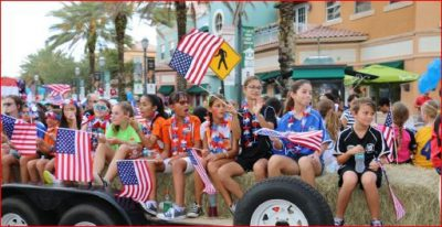 Weston's Annual Hometown  4th Of July Celebration