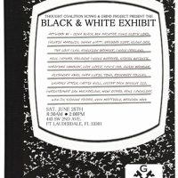 Black & White Exhibition