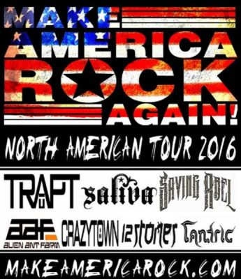Make America Rock Again Festival