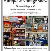 34th Annual Antique and Vintage Show