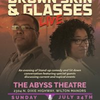 Brown Skin & Glasses with Lamonte Stewart and Rhett Thompson