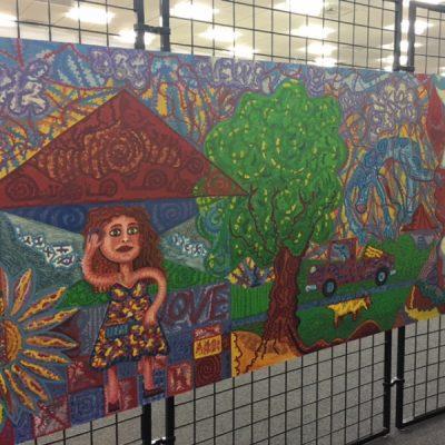 """Art Exhibition """"The Joy of Life"""" KIM PRISU & SUSANA GORDON ATTIAS"""