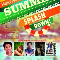 Summer Splash Down