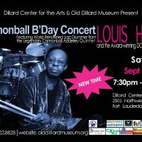 Cannonball Jazz Series: Cannonball B'day Concert