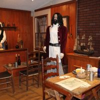 Pirates! Treasure, Terror & Tall Tales exhibit