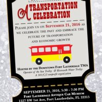 A Transportation Celebration – Celebrating 25 Years!