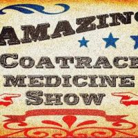 The Amazing Coat Rack Medicine Show