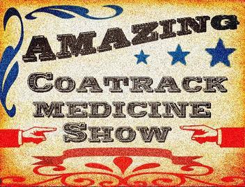 The Amazing Coat Rack Medicine Show