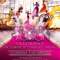 Cirque Du Fashion