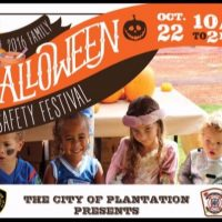 Family Halloween & Safety Festival