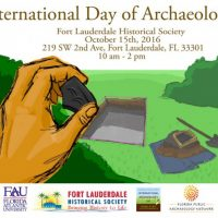 International Day of Archaeology