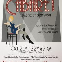 Cabaret, The Musical