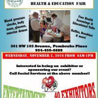 SW Focal Point 21 Annual Health & Education Fair