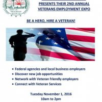 SW Focal Point 2 Annual Veteran's Employment Expo