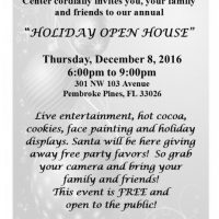 SW Focal Point Annual Holiday Open House