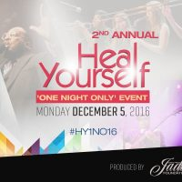 2nd Annual Heal Yourself -