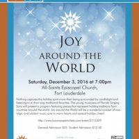 Joy Around the World