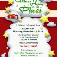 Children's Holiday in the Pines