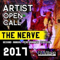 The Nerve 2017 - 2nd Annual Performance Art Festival