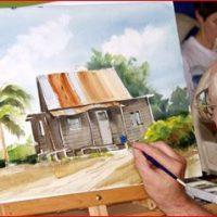 Art Classes: Marilyn Johansen/Acrylic &Watercolor