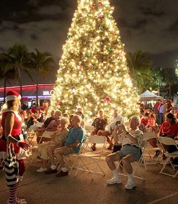 Lauderdale by the Sea Christmas By The Sea, The Town of Lauderdale