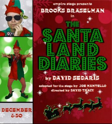 david sedaris the santaland diaries an anti holiday classic - David Sedaris Christmas