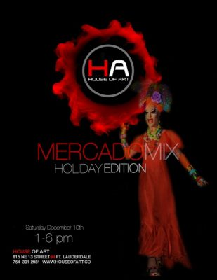 MERCADO MIX HOLIDAY EDITION