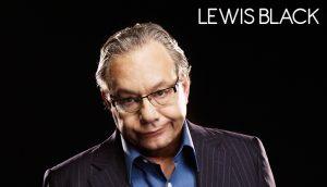 Lewis Black: The Rant, White & Blue Tour