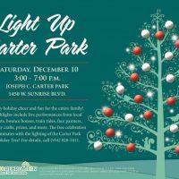 Light Up Carter Park