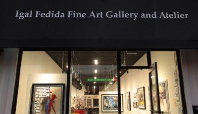 Igal Fedida Fine Art Gallery & Atelier