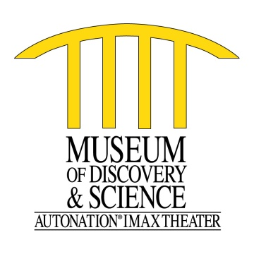 Museum of Discovery and Science & Autonation® IMAX 3D Theater