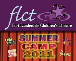 FLCT Summer Fun Theatre Camp