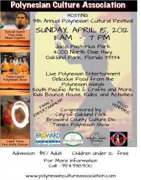 Polynesian Culture Association, Inc.