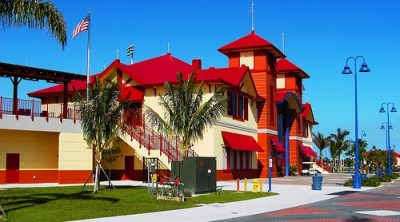 Central Broward Regional Park & Stadium