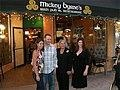 Mickey Byrne's - Irish Pub and Restaurant