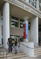 Alvin Sherman Library, Research, and Information T...