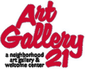 Art Gallery 21 at the former Woman's Club of Wilton Manors